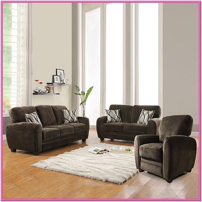 Drake 3 Piece Living Room Sofa Set