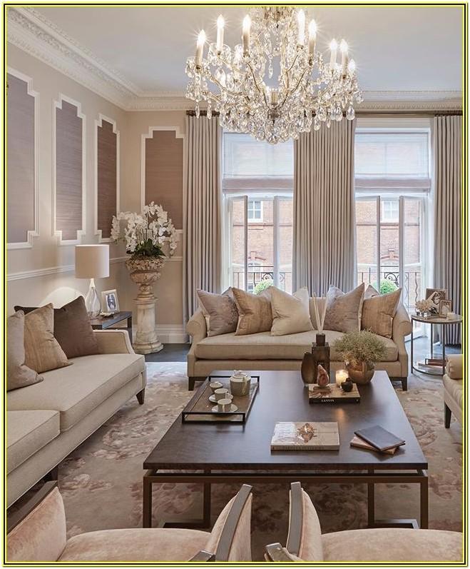 Elegant Classy Living Room Furniture
