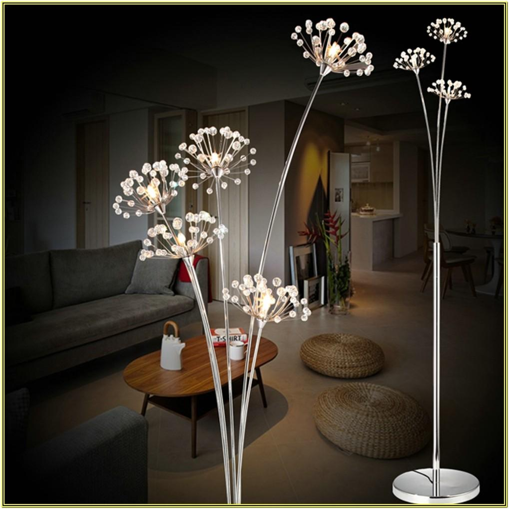 Elegant Stylish Floor Lamps For Living Room