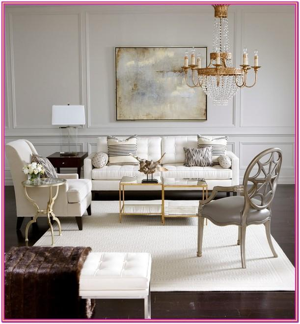 Ethan Allen Living Room Tables