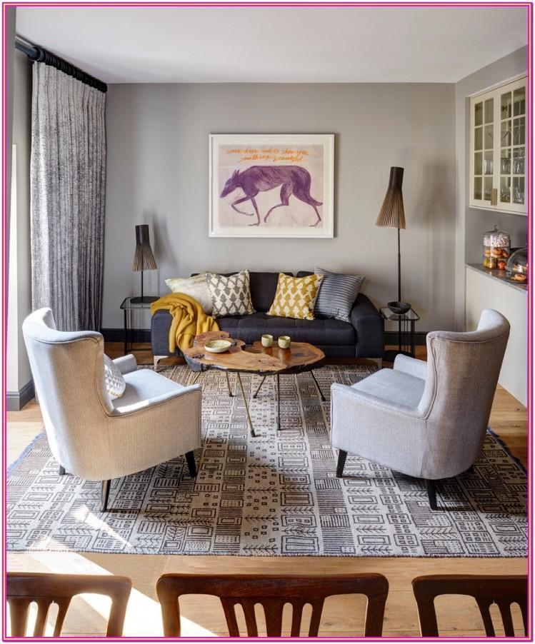 Ethnic Decor Living Room