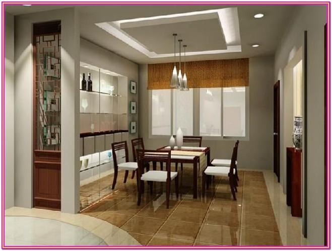 False Ceiling Designs For Living Room And Dining