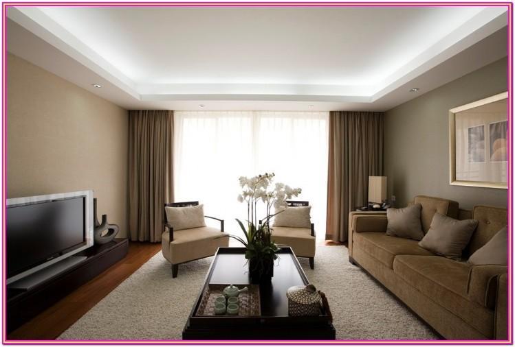 False Ceiling Designs For Living Room In Flats