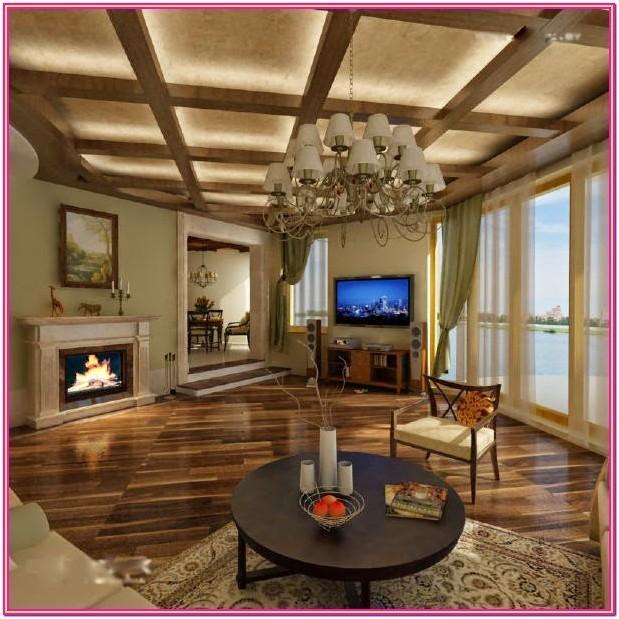 False Ceiling Designs For Living Room Photos
