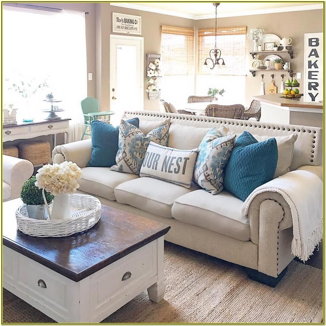 Farmhouse Living Room Furniture Sets