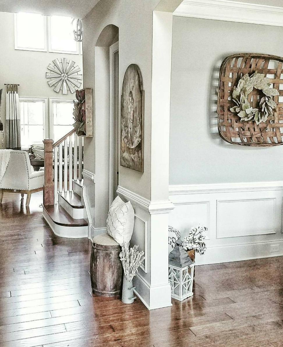 Farmhouse Rustic Living Room Color Schemes