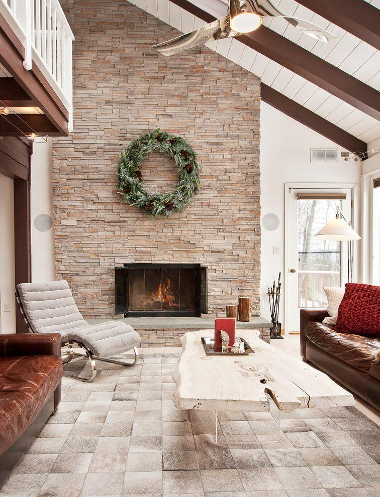 Farmhouse Rustic Living Room Rugs