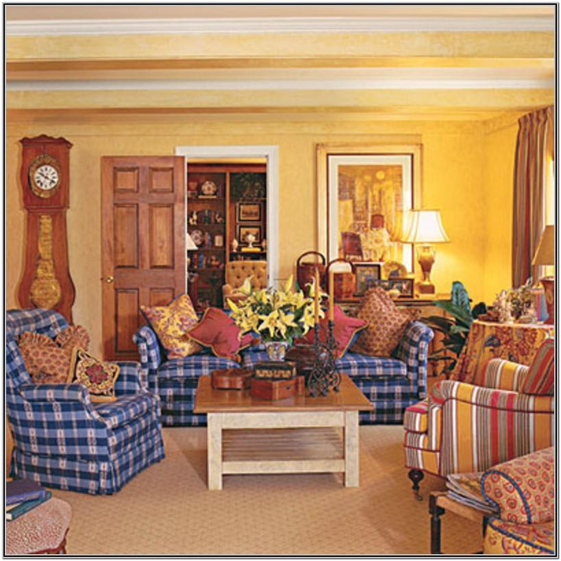 French Country Colors For Living Room