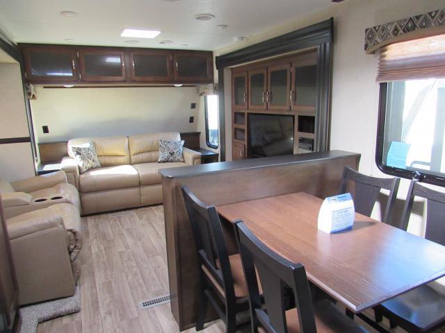 Front Living Room Travel Trailer