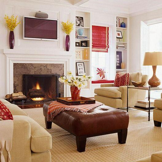 Furniture For Odd Shaped Living Rooms