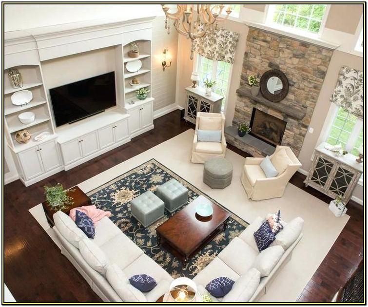 Furniture Placement Ideas For Rectangular Living Room