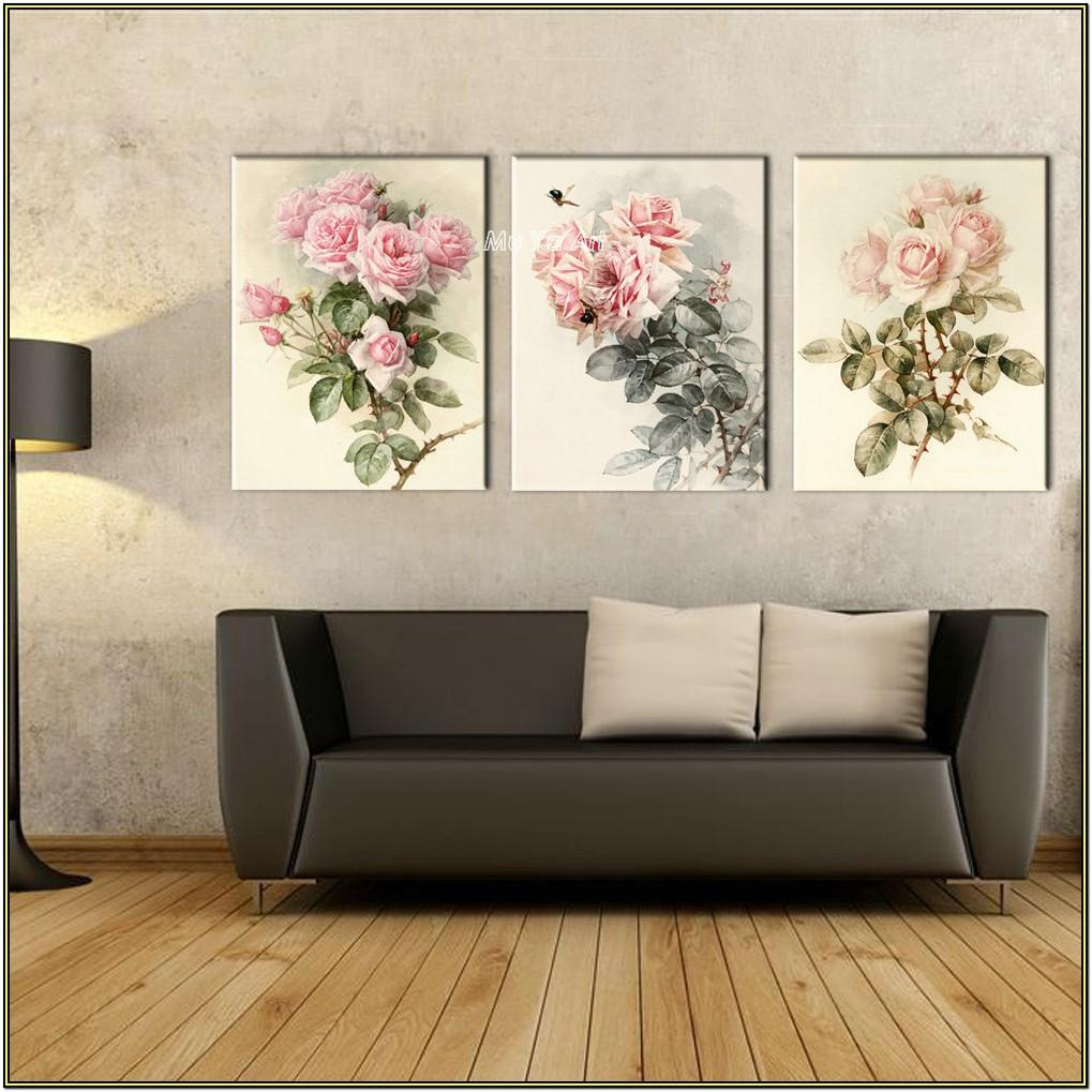 Girly Living Room Wall Decor