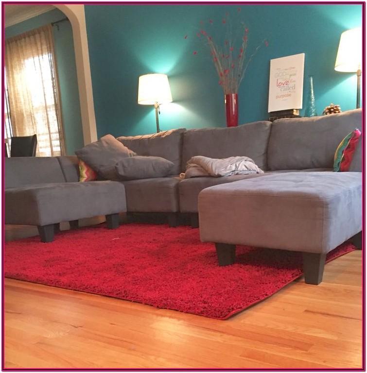 Gray Living Room Rug Ideas