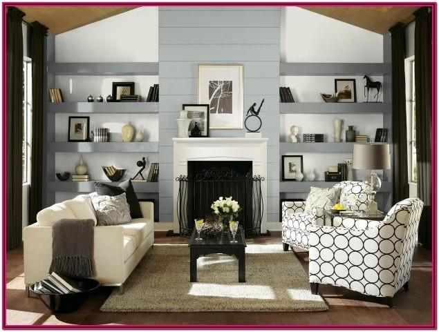 Grey Color Combination For Living Room Walls