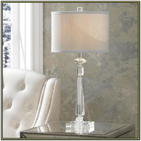 Grey Table Lamps For Living Room