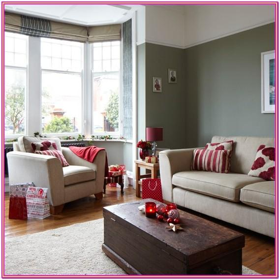 Grey White Red Living Room Ideas