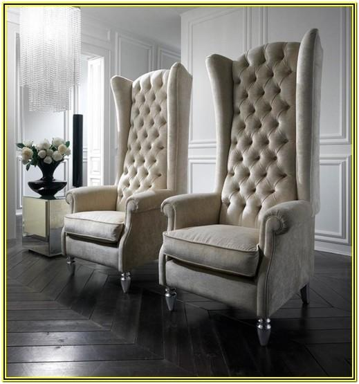 High Back Chair For Living Room