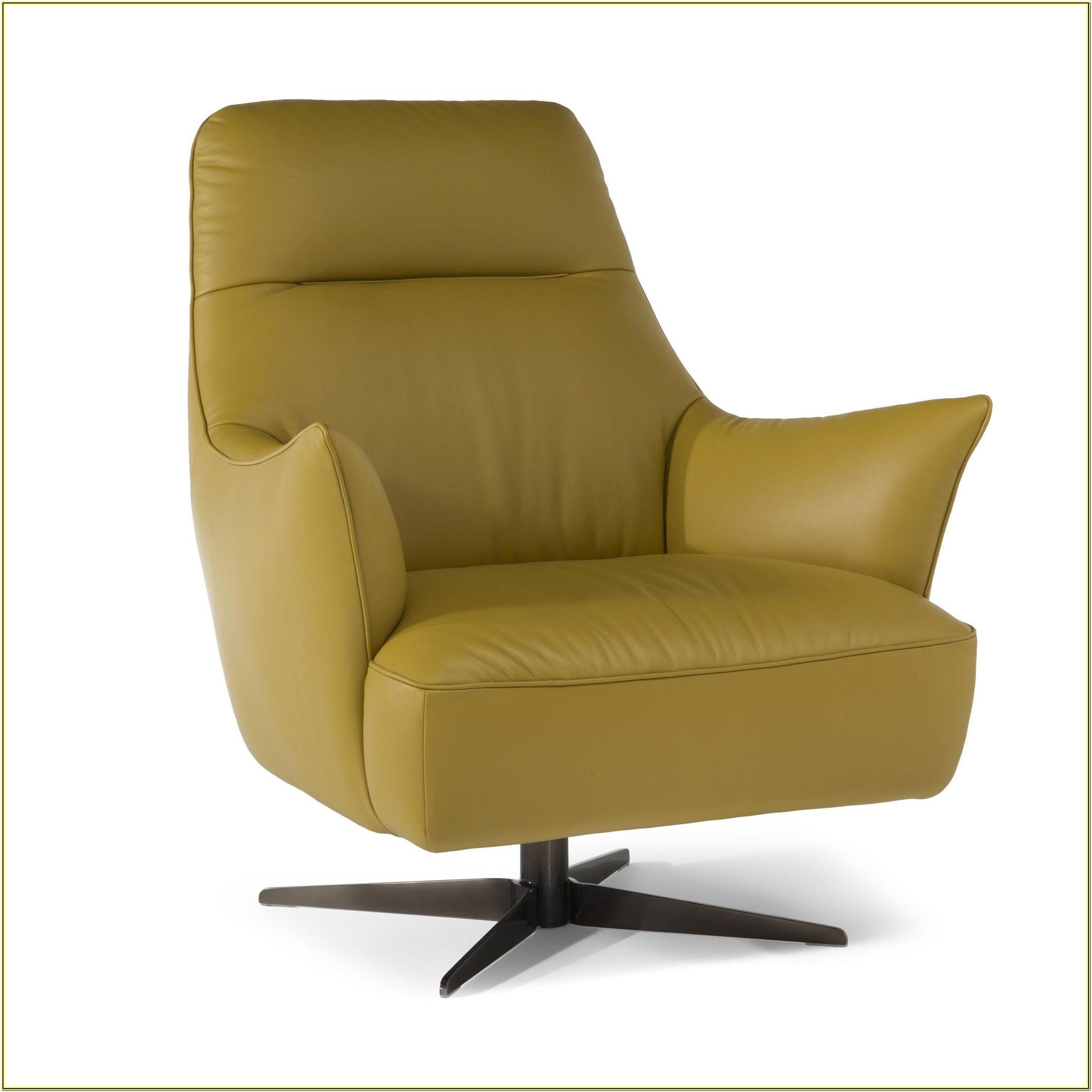 High Back Swivel Chair For Living Room