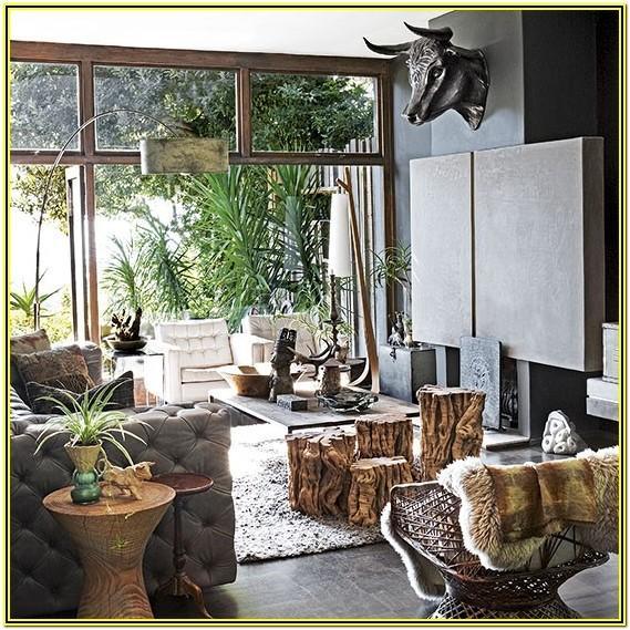 Jungle Ideas For Living Room