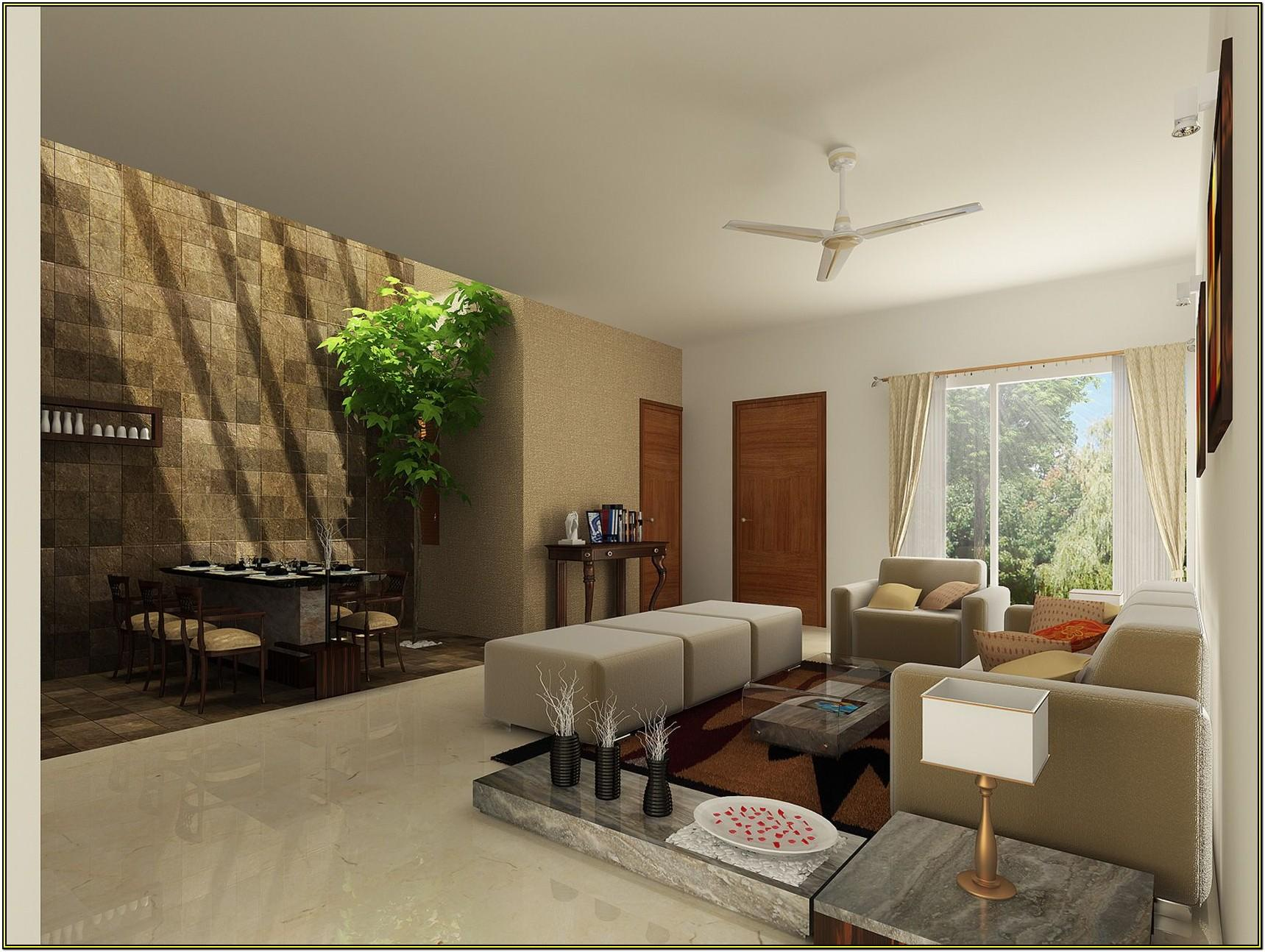 Kerala Living Room Interior Design Pictures