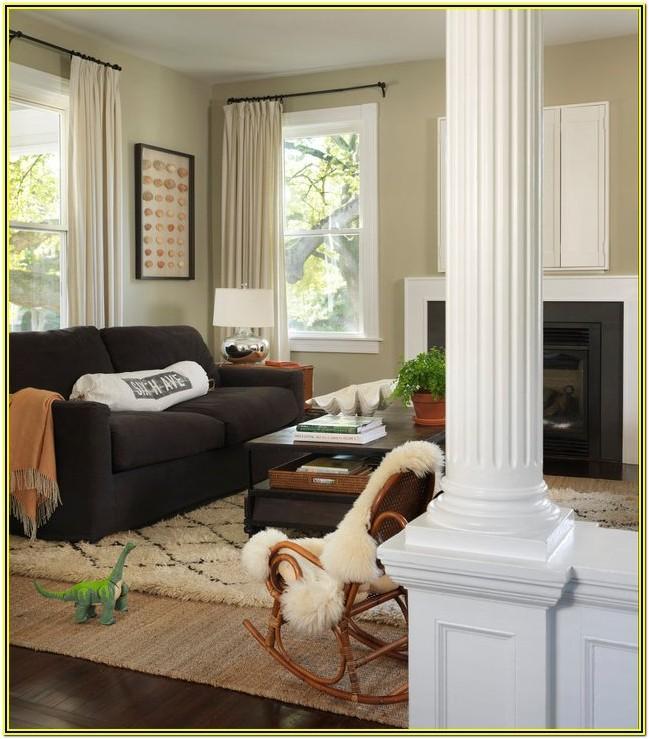 Khaki Carpets Living Room Ideas