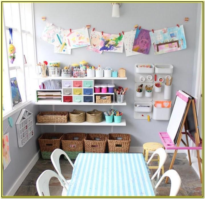 Kids Corner In Living Room Ideas