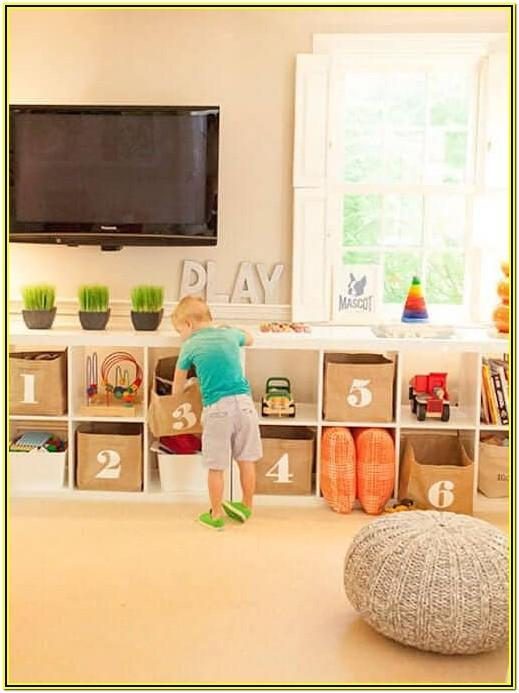 Kids Friendly Living Room Ideas