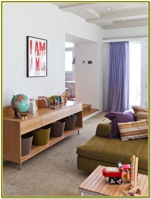 Kids Toy Storage Ideas Living Room