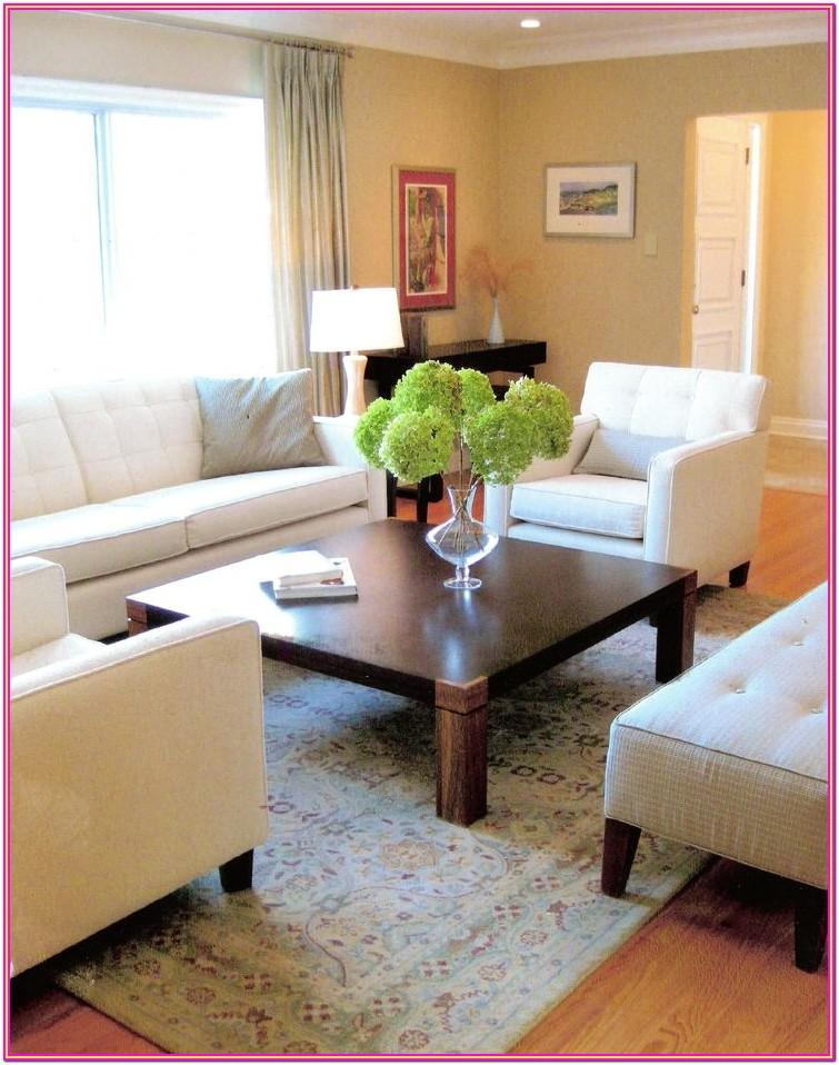 L Shaped Living Room Furniture Placement Photos
