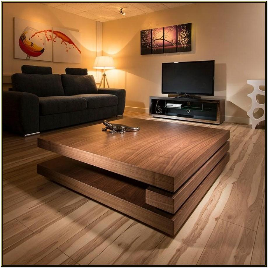 Large Living Room Coffee Table