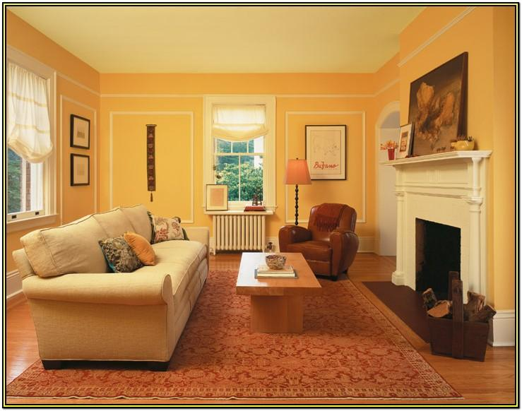 Last Man Standing Living Room Paint Color