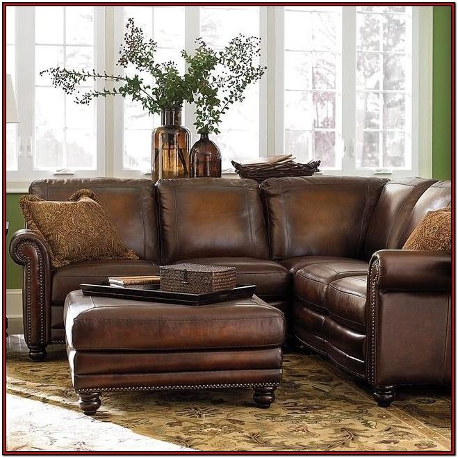 Leather Sofa Set For Small Living Room
