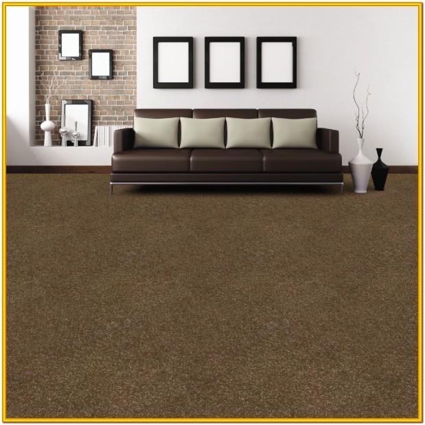 Light Brown Carpet In Living Room
