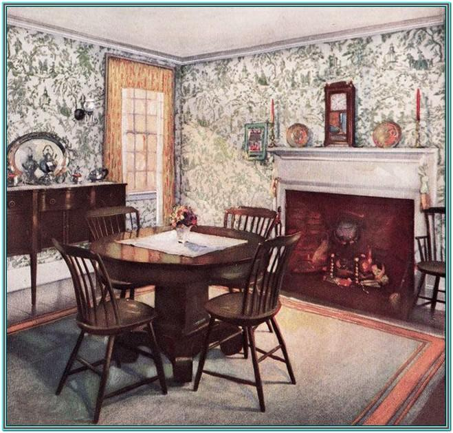 Living Room 1920s Furniture Styles