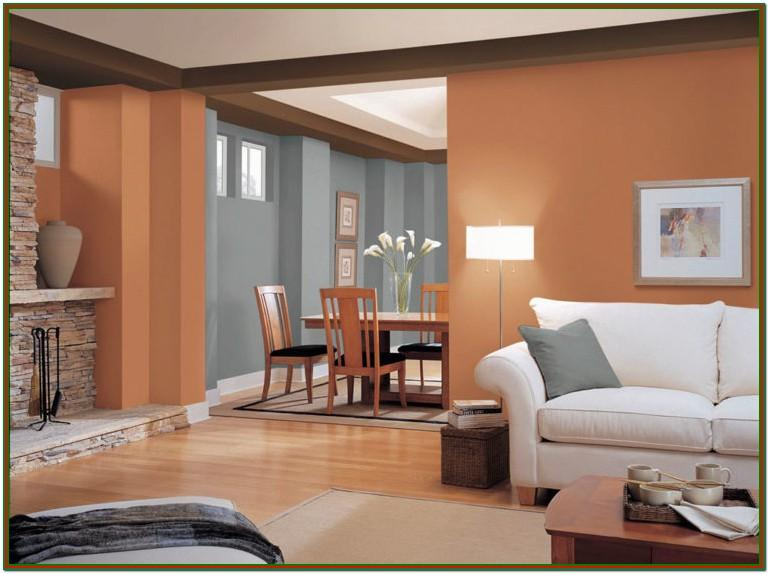 Living Room 2019 Paint Colors