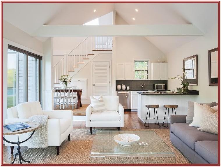 Living Room Acrylic Coffee Table