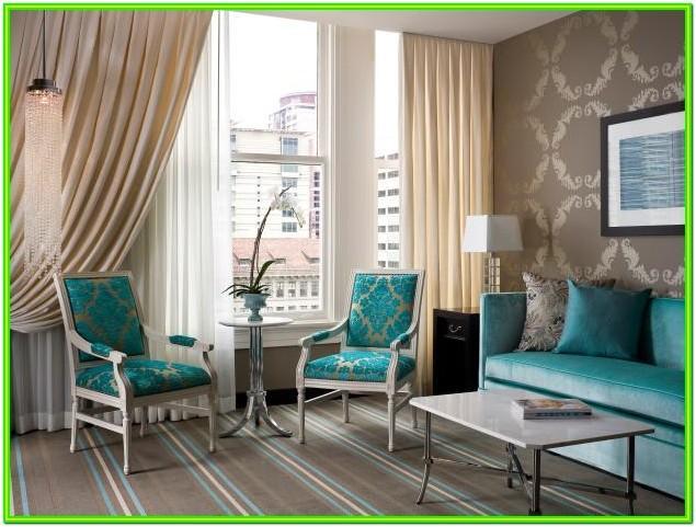 Living Room Aqua Furniture
