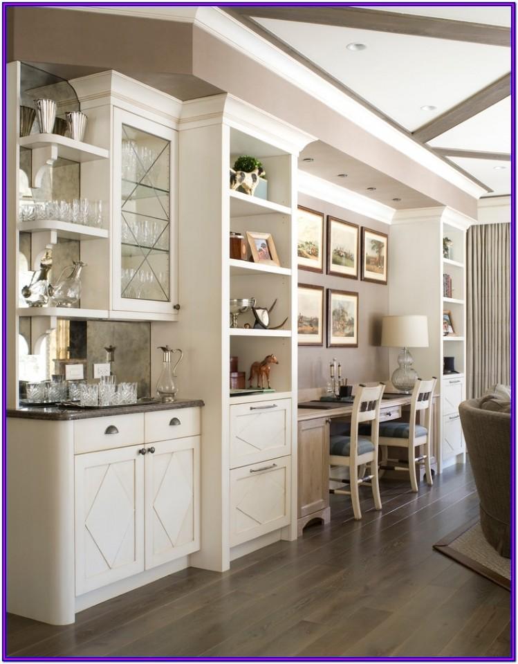 Living Room Bar Cabinet Design