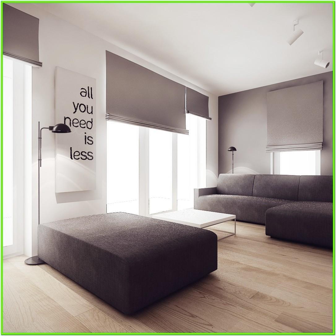 Living Room Basic Interior Design