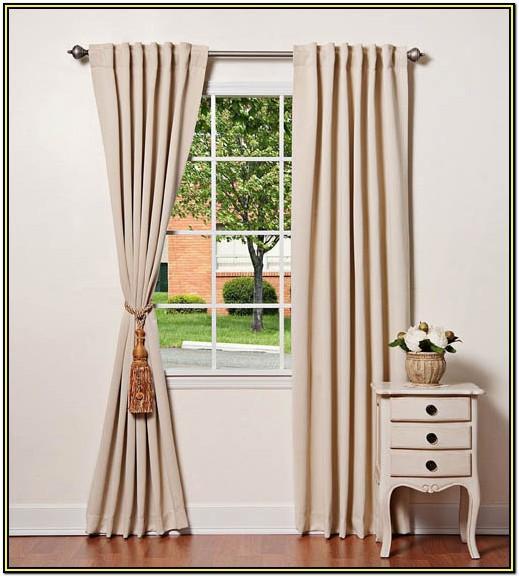 Living Room Beautiful Curtain Designs