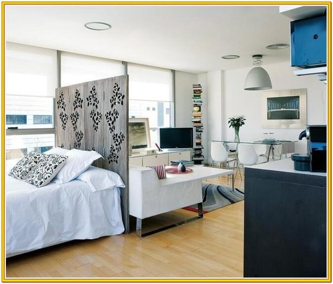 Living Room Bedroom Combo Ideas