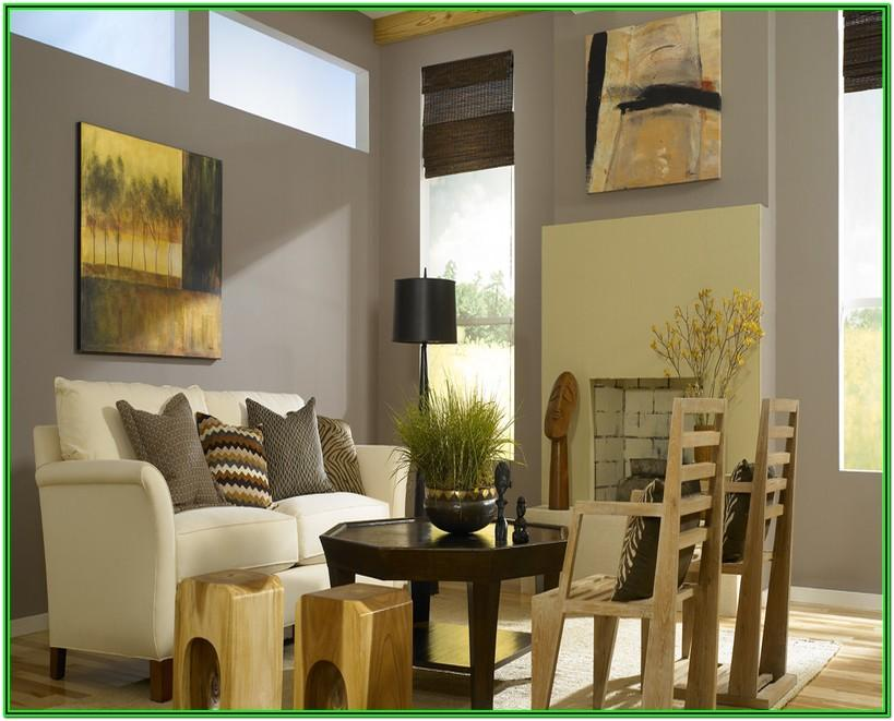 Living Room Behr Interior Paint Colors