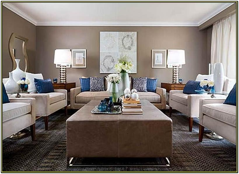 Living Room Beige Color Wall Paint