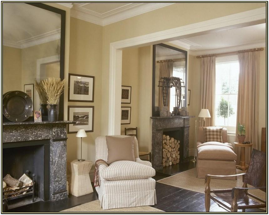 Living Room Beige Colour Paint