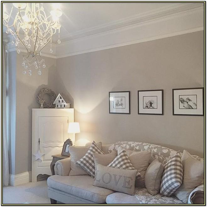 Living Room Beige Cream Wall Paint