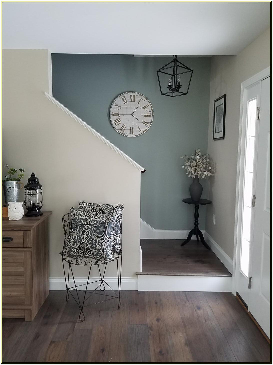 Living Room Beige Wall Paint