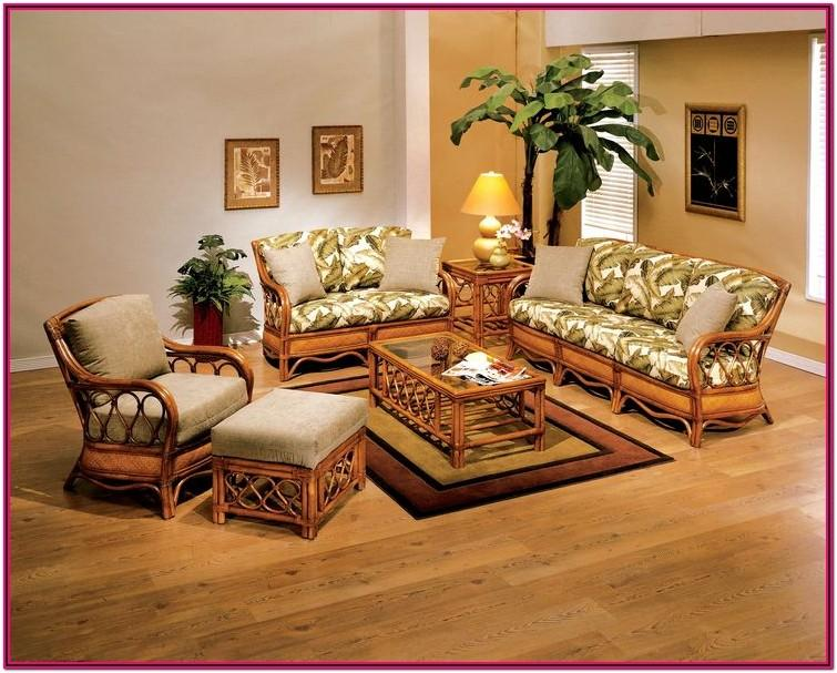 Living Room Cane Chairs Designs