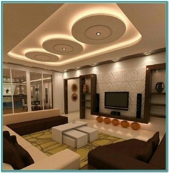 Living Room Ceiling Design 2019