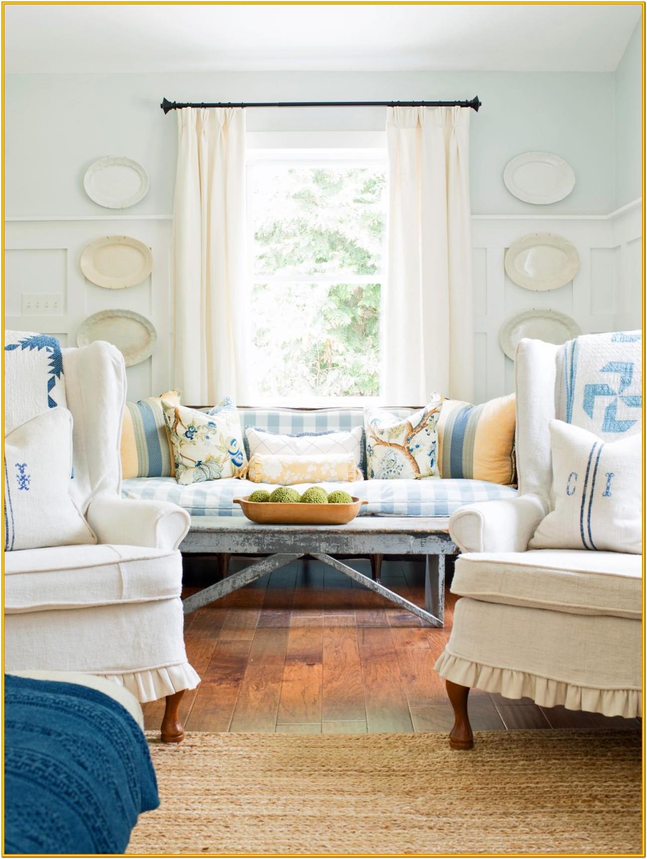 Living Room Curtain Lengths Chart