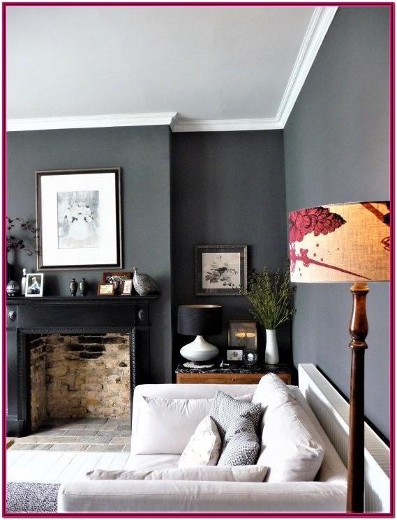 Living Room Curtains For Dark Grey Walls